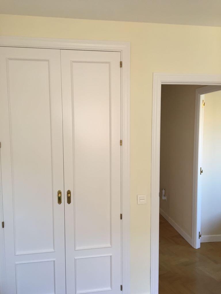 Lacar puerta en blanco great lacar puertas ya lacadas - Lacar puertas en blanco ...